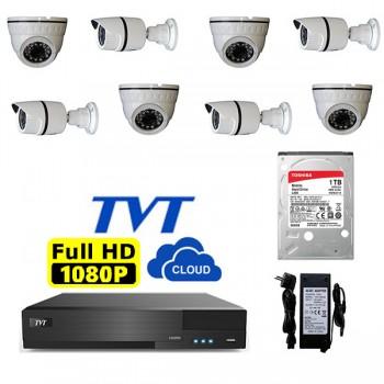 ΠΑΚΕΤΟ CCTV 6 KAMEΡΕΣ HD ΜΟΝΟ ΜΕ 540 ΕΥΡΩ